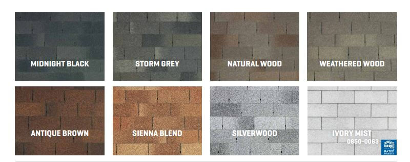 Shingle Color Variation by Harvey Roofing Texas Company