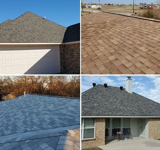Harvey Roofing TX Shingles