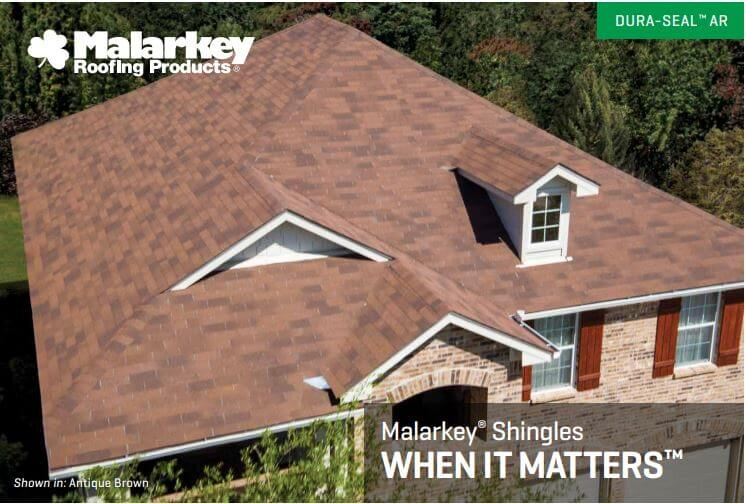Malarkey Roofing Products - Harvey Roofing TX