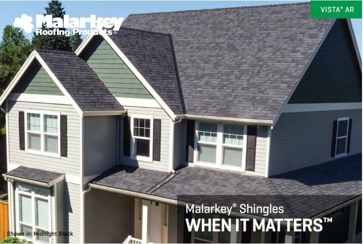 Roofing Solutions by Malarkey