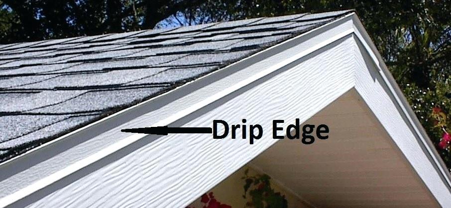 Drip Edge Metal